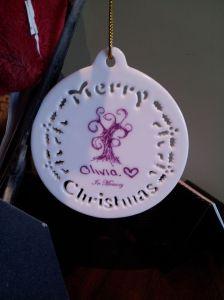 Ornaments $5.00