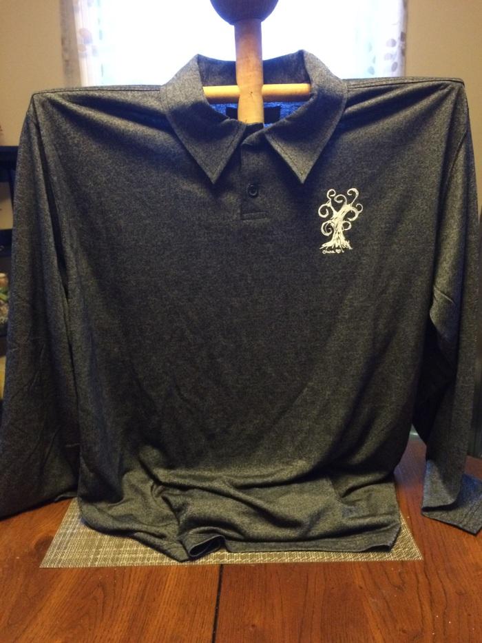 Long Sleeve T-shirt = $25.00